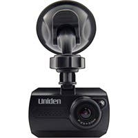 "Uniden Dash Cam Digital Camcorder - 1.5"" LCD - Full HD - Black - 16:9 - USB - microSD - Memory Card - Suction Mount, Dashboard Mount"