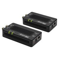 Actiontec Bonded MoCA 2.0 Network Adapter - 2-pack - Turn Coaxial Wiring into a High Speed Network