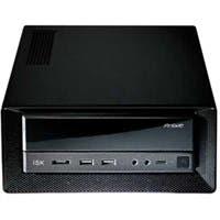 "Antec ISK300-150 Chassis - Desktop - 3 x Bay - 1 x Fan(s) Installed - 1 x 150 W - Mini ITX Motherboard Supported - 5.51 lb, 8.38 lb - 1 x External 5.25"" Bay - 2 x Internal 2.5"" Bay"