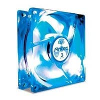 Antec TriCool Blue LED Case Fan - 80mm - 2600rpm