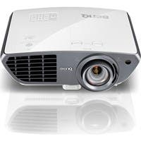BenQ HT4050 3D Ready DLP Projector - 1080p - HDTV - 16:9 - Front, Ceiling - 260 W - 2000 Hour Normal Mode - 3500 Hour Economy Mode - 1920 x 1080 - Full HD - 10,000:1 - 2000 lm - HDMI - USB - 330 W - 3