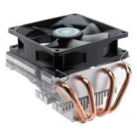 Cooler Master Vortex Plus RR-VTPS-28PK-R1 Cooling Fan/Heatsink - 1 x 92 mm - 2800 rpm - Sleeve Bearing
