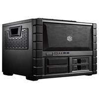 Cooler Master HAF XB EVO - High Air Flow Test Bench and LAN Box Mid Tower Computer Case with ATX Motherboard Support - Cooler Master HAF XB EVO