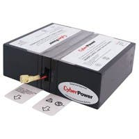 CyberPower RB1280X2A UPS Replacement Battery Cartridge - 8Ah - 12V DC - Maintenance-free Sealed Lead Acid