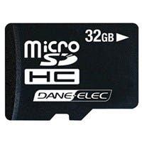 Gigastone 32 GB microSDHC - 1 Card - 60x Memory Speed