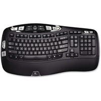 Logitech Wireless Keyboard K350 - USB