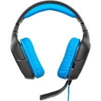 Logitech G430 Surround Sound Gaming Headset - USB - Wired - 32 Ohm - 20 Hz - 20 kHz - Over-the-head - Binaural - Circumaural - Noise Cancelling Microphone
