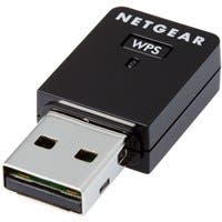 Netgear WNA3100M IEEE 802.11n - Wi-Fi Adapter for Desktop Computer - USB - 300 Mbit/s - 2.40 GHz ISM - External