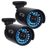 Night Owl CAM-AHD7 1 Megapixel Surveillance Camera - 2 Pack - Color - 100 ft3.60 mm - Cable - Bullet