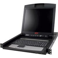 "APC AP5717 Rackmount LCD - 17"" - TouchPad"