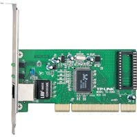 TP-LINK TG-3269 10/100/1000Mbps Gigabit PCI Network Adapter/Card - PCI - 1 Port(s) - 1 x Network (RJ-45)