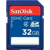 SanDisk SDSDB-032G-B35 32 GB SDHC - Class 4 - 1 Card