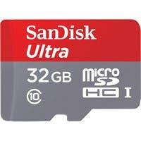 SanDisk Ultra 32 GB microSDHC - Class 10/UHS-I