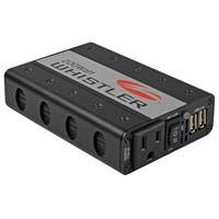 Whistler Power Inverter - Input Voltage: 12 V DC - Output Voltage: 5 V DC - Continuous Power: 200 W
