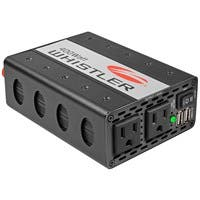 Whistler Power Inverter - Input Voltage: 12 V DC - Output Voltage: 5 V DC - Continuous Power: 400 W