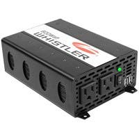 Whistler Power Inverter - Output Voltage: 5 V DC - Continuous Power: 800 W