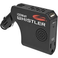 Whistler Power Inverter - Input Voltage: 12 V DC - Output Voltage: 5 V DC - Continuous Power: 100 W