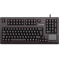 Cherry G80-11900 Series Compact Keyboard - PS/2 - QWERTY - 104 Keys - Black - English (US)