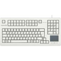 Cherry Advanced Performance Line Keyboard - USB - Light Gray