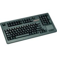 Cherry G80-11900 Series Compact Keyboard - PS/2 - QWERTY - 104 Keys - Black - English (US)
