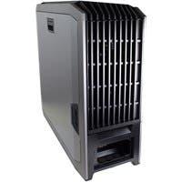 "EVGA DG-87 Gaming Case - Full-tower - Metallic Gunmetal Gray - Steel, Acrylonitrile Butadiene Styrene (ABS) - 12 x Bay - 6 x 5.51"" x Fan(s) Installed - 0 - ATX, EATX, Micro ATX, Mini ITX"