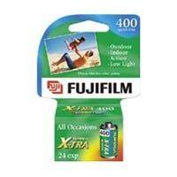 Fujifilm FujiColor Superia X-TRA 400 35mm Color Film Roll - ISO 400