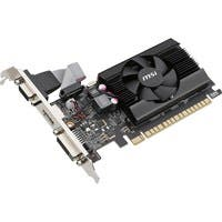 Product image for MSI GT 710 2GD3 LP GeForce GT 710 Graphic Card - 954 MHz Core - 2 G...