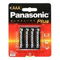 Panasonic AAA-Size General Purpose Battery Pack - Alkaline
