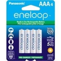 Panasonic eneloop General Purpose Battery - 4 / Pack