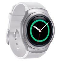 Samsung Gear S2 Smart Watch - Wrist - Accelerometer, Gyro Sensor, Ambient Light Sensor, Barometer, Optical Heart Rate Sensor - Calendar, Text Messaging, Email - Steps Taken - ARM Cortex A71 GHz Dual-c