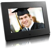"Aluratek ADPF07SF Digital Photo Frame - Photo Viewer - 7"" TFT LCD"