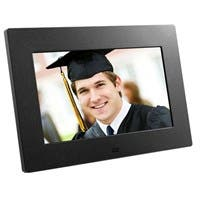 "Aluratek ADPF08SF Digital Photo Frame - 8"" LCD Digital Frame - 800 x 600 - JPEG"