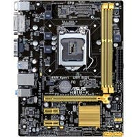 Asus H81M-K Desktop Motherboard - Intel H81 Chipset - Socket H3 LGA-1150 - Micro ATX - 1 x Processor Support - 16 GB DDR3 SDRAM Maximum RAM - 1.60 GHz Memory Speed Supported - 2 x Memory Slots - Seria