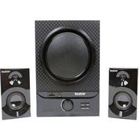 boytone BT-209FD 2.1 Speaker System - 30 W RMS - Wireless Speaker(s) - Black Diamond - 40 Hz - 20 kHz - SD - Bluetooth - USB - FM Radio, Remote, Digital Delay Display, Bass Control