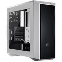 "Cooler Master MasterBox 5 MCX-B5S2-WWNN-01 Computer Case - White - Steel, Plastic - 3 x Bay - 2 x 4.72"" x Fan(s) Installed - 0 - ATX, Micro ATX, Mini ITX Motherboard Supported"