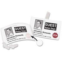 "Dymo Time Expiring Adhesive Badges - 2.25"" Width x 4"" Length - 250 / Roll - Rectangle - White - 250 / Roll"