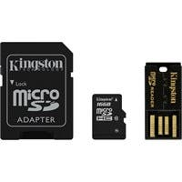 Kingston MBLY10G2/16GB 16 GB microSDHC - Class 10 - 10 MB/s Write - 1 Card
