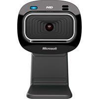 Microsoft LifeCam HD-3000 Webcam - 30 fps - USB 2.0 - 1280 x 720 Video - CMOS Sensor - Fixed Focus - Widescreen - Microphone