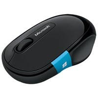 Microsoft Mouse - Wireless - Bluetooth - Black