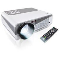 Pyle PRJAND615 LCD Projector - 720p - HDTV - 15:9 - Front - LED - 200 W - 20000 Hour Normal Mode - 1280 x 780 - WXGA - 2,000:1 - 3000 lm - HDMI - USB - Wireless LAN - 220 W - 1 Year Warranty