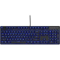 SteelSeries Apex M500 Keyboard - Cable Connectivity - USB Interface - 104 Key - English - Compatible with Computer (Mac, PC) - Mechanical - Black