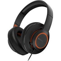 SteelSeries Siberia 150 Headset - Stereo - Black - USB - Wired - 32 Ohm - 20 Hz - 20 kHz - Over-the-head - Binaural - Circumaural - 4.92 ft Cable