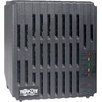 Tripp Lite 1200W Line Conditioner w/ AVR / Surge Protection 120V 10A 60Hz 4 Outlet 7ft Cord Power Conditioner - Surge, EMI / RFI, Over Voltage, Brownout protection - NEMA 5-15R - 110 V AC Input - 1.20