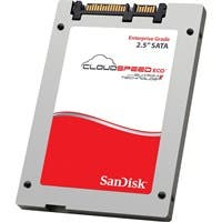 "SanDisk CloudSpeed Eco 1.92 TB 2.5"" Internal Solid State Drive - SATA - 530 MB/s Maximum Read Transfer Rate - 460 MB/s Maximum Write Transfer Rate"