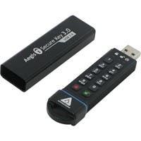 Apricorn Aegis Secure Key 3.0 - USB 3.0 Flash Drive - 120 GB - USB 3.0 - 256-bit AES