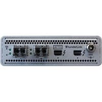 ATTO Thunderbolt 2 to 8Gb Fibre Channel - 20 Gbit/s - 2 x Total Fibre Channel Port(s) - 2 x Thunderbolt 2 Port(s) - Desktop
