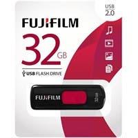Fujifilm 32GB USB 2.0 Flash Drive - 32 GB - USB 2.0 - Capless - 600012299
