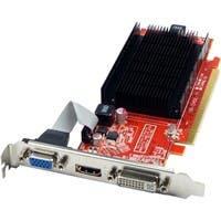 Visiontek Radeon HD 5450 Graphic Card - 1 GB DDR3 SDRAM - PCI Express 2.1 x16 - Passive Cooler - DirectX 11.0 - 1 x HDMI - 1 x VGA - 1 x Total Number of DVI (1 x DVI-I) - PC