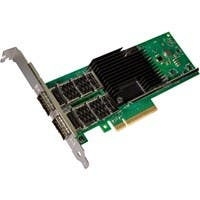 Intel Ethernet Converged Network Adapter XL710-QDA2 - PCI Express 3.0 x8 - 2 Port(s) - Optical Fiber, Twinaxial - Retail