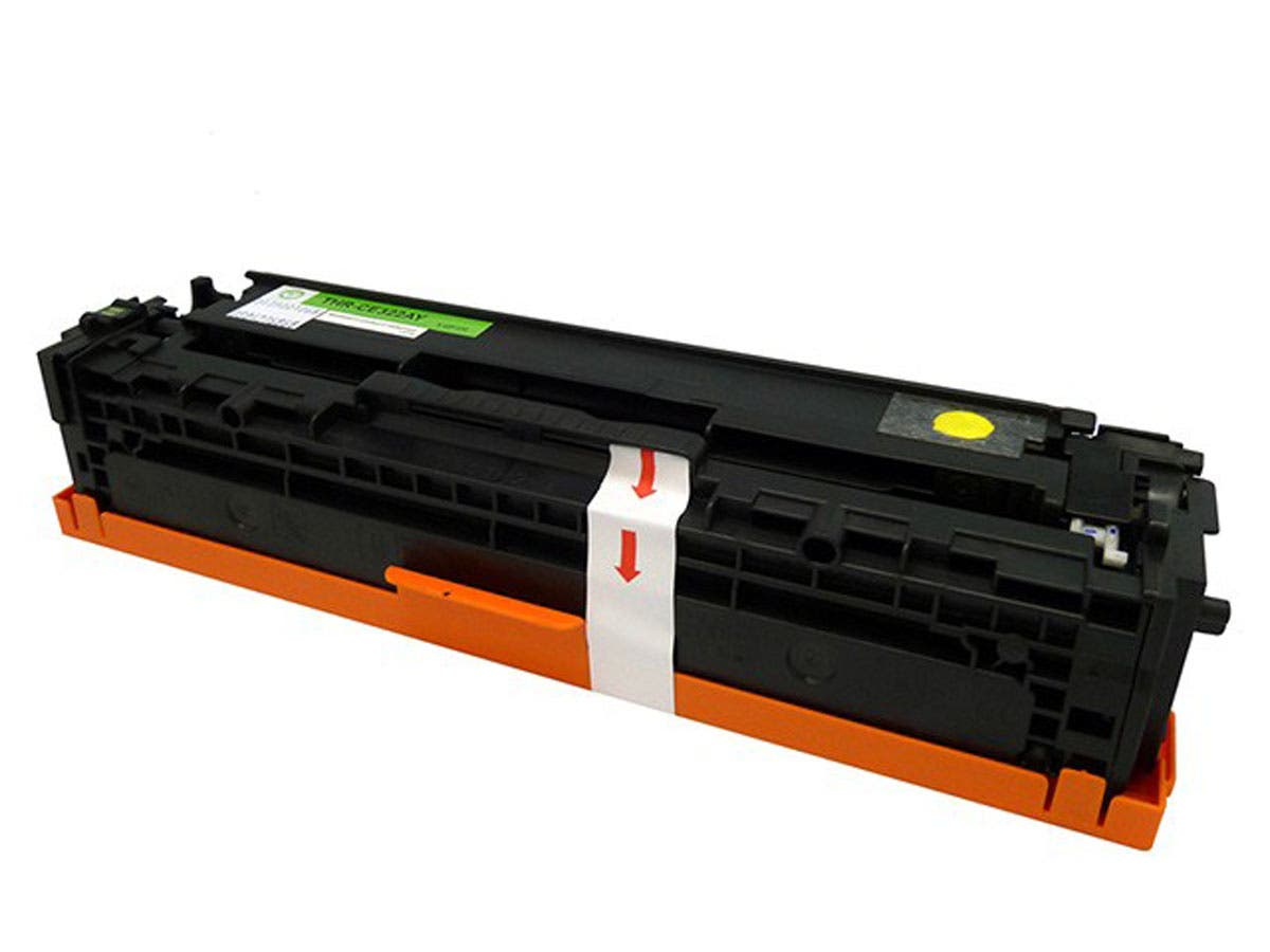 MPI Compatible HP 128A Yellow (CE322A) Laser Toner - Yellow